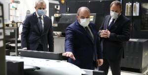 Sanayi Bakanı Yerli Füze Motoru Testinde: Seri Üretime Hazırız