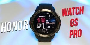 25 Gün Pil Ömrü Var! - Honor Watch GS Pro İnceleme