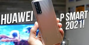Huawei P Smart 2021 İnceleme - P Smart Serisi Uçuşa Geçmiş!