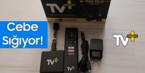Televizyonu Cebinize Koymuşlar! - TV+ Ready İnceleme