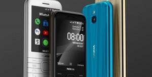 Yeni Nokia 6300 ve Nokia 8000 Tanıtıldı! Özellikleri ve Fiyatı Açıklandı