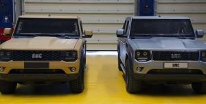 Yerli Üretim SUV: BMC Tulga Özellikleri Açıklandı