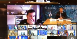 Bir Gazeteci, AB Savunma Bakanlığı Zoom Toplantısına Sızdı!