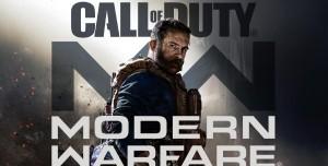 Call of Duty: Modern Warfare Büyük Satış Rekoru Kırdı!