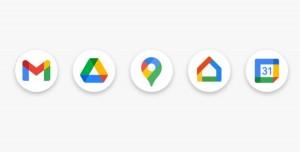 Bu Eklentilerle Google Uygulamalarının Simgeleri Eski Haline Dönüyor