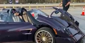 Genç YouTuber Babasının Lüks Arabasını Hurdaya Çevirdi!