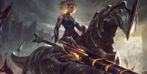 League of Legends Yeni Şampiyonu Rell Tanıtıldı!
