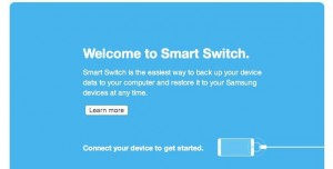 SAMSUNG Kies (Smart Switch)