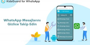 Çocuğunuzun WhatsApp Mesajlarını Gizlice Takip Edebilirsiniz