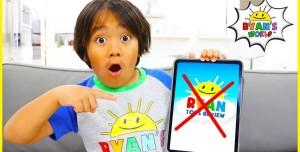 9 Yaşındaki Çocuğun YouTube Kazancı Dudak Uçuklatıyor