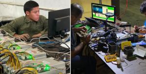 Bu Ülke Askeri Üslerde Bitcoin Madenciliği Yapıyor