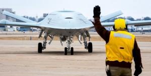 Boeing Tanker Drone'u İlk Defa Yakıt Kapsülüyle Test Edildi