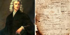 Newton, Piramitleri Araştırarak Kıyamet Tarihini Bulmayı Denedi