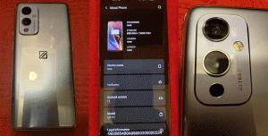 Henüz Tanıtılmayan OnePlus 9 Prototipi 6000 Dolara Satıldı
