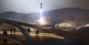Elon Musk, SpaceX'in Mars'a İnsan Yollayacağı Tarihi Duyurdu
