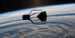 Tarihte bir İlk: Uzaya Çöp Kamyonu Fırlatılacak