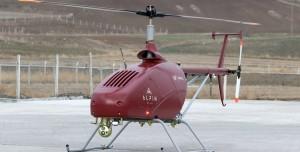 Türk Şirketten Yerli İnsansız Helikopter Projesi
