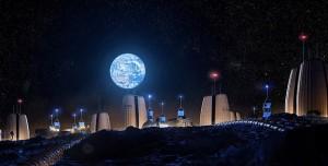 Ay'da İnşa Edilecek Evlerin Görselleri Paylaşıldı