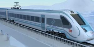Milli Elektrikli Tren Seti İçin Tarih Verildi!