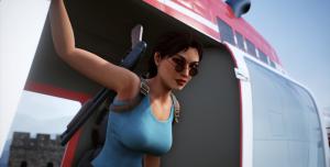 Tomb Raider 2 Remake Yeni Görüntüleri ile Geri Döndü