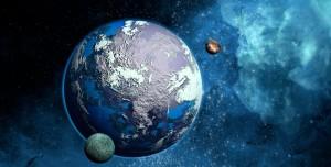 Dünya'nın Yaşanabilir Olması Tamamen Şans Eseri