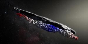 Harvard Profesörü Uzaylıların Dünya'yı Ziyaret Ettiğini İddia Etti