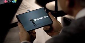 LG Rollable (Yuvarlanabilir) Duyuruldu: 2021'de Satışa Çıkıyor