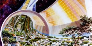 NASA'nın 50 Yıllık Uzay Koloni Çizimleri Yayınlandı: Çok Şaşıracaksınız