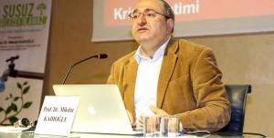 Prof. Kadıoğlu Kuraklığın Sebebini Açıkladı: Nüfus Çok Kalabalık
