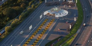 Dünyanın İlk Uçan Araba ve Drone Havalimanı Onaylandı