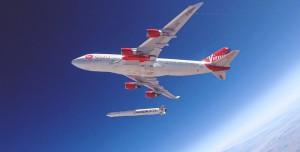 Virgin Orbit'ten Bir İlk: Yörüngeye Uçaktan Uydu Yerleştirdi