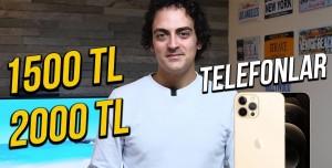 1500-2000 TL Arasında Alınabilecek Akıllı Telefonlar! (Ocak 2021)