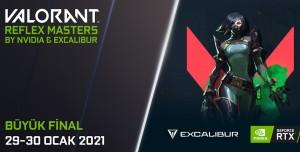 Excalibur Valorant Turnuvası'nda Büyük Final Heyecanı Başlıyor