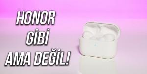 Honor Choice Moecen Kablosuz Kulaklık İnceleme - Bu Fiyata Çok İyi!