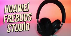 Huawei FreeBuds Studio İnceleme - Huawei Bambaşka Bir İş Yapmış!