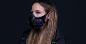 Razer, RGB Aydınlatmalı Maske Çıkardı