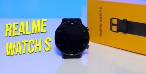 Realme Watch S İnceleme - Uygun Fiyat, Uzun Pil Ömrü!