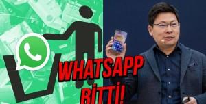WhatsApp Yolun Sonuna Geldi, HarmonyOS Bomba Gibi Geliyor! - Teknoloji Haberleri #130