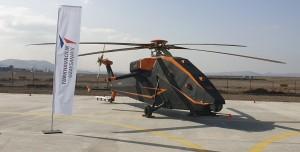 TUSAŞ T-629: Elektrikli ve İnsansız Saldırı Helikopteri