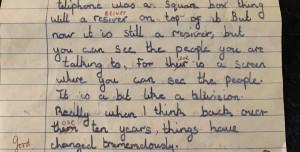 1969'da Yazılmış Bu Mektup Geleceği Doğru Biliyor