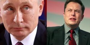 Elon Musk, Putin'i Clubhouse'a Davet Etti