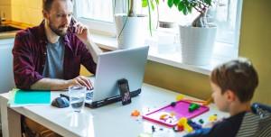 Araştırmaya Göre Evden Çalışanlar Artık Daha Mutlu