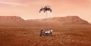 Yedi Dakikalık Terör: NASA Perseverance'ı Mars'a İndiriyor
