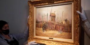 Van Gogh'un 100 Yıldır Saklanan Tablosu Rekor Fiyata Satılacak