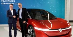 Volkswagen ve Microsoft'tan Sürücüsüz Araç Anlaşması