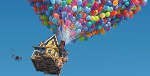 Yukarı Bak Filmindeki Ev Gerçek Olsa Nasıl Görünürdü?
