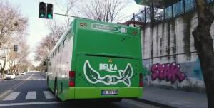 Türkiye'de İlk: Ankara Büyükşehir Belediyesi Elektrikli Otobüs Üretti