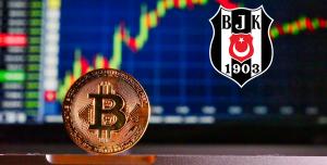 Beşiktaş 40 Bitcoin'lik Sponsorluk Anlaşması Yaptı