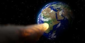 2021'in En Büyük Asteroidi Dünya'ya Doğru Geliyor