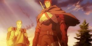 Netflix'e DOTA: Dragon's Blood Animesi Geliyor!
